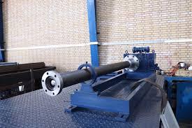 دستگاه ساخت سیلندر و مارپیچ