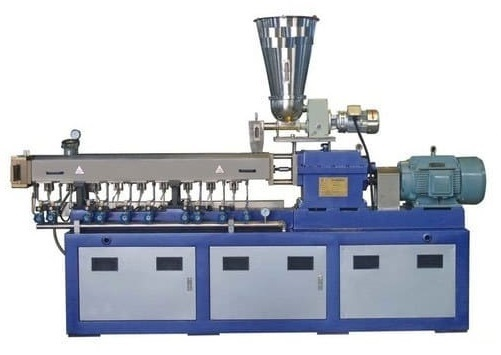 TWO SCREW EXTRUDER